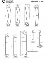 Panjur Profilleri