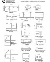 Mobilya&Mutfak&Dekorasyon Profilleri