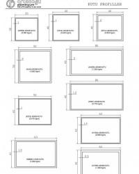 Kutu Profiller